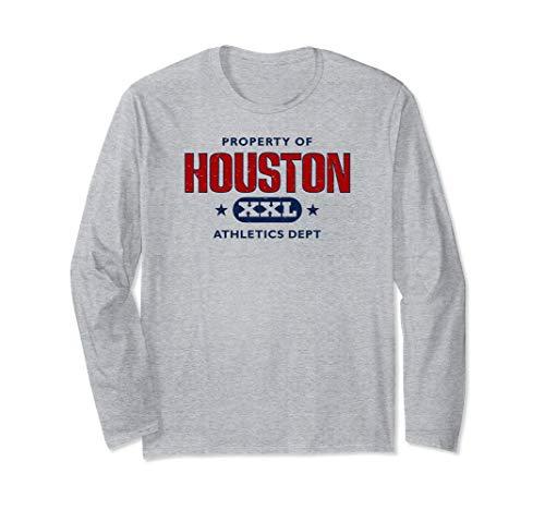 Property of Houston Athletics Dept XXL Long Sleeve ()