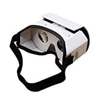 Oksell® Cardboard Virtual Reality Box Immersive VR BOX 3D Glasses Movies Games for 3.5~5.6 inch screen Smart Phone