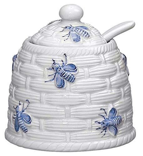 Sadek Spoon - Andrea by Sadek Bee Honey Pot