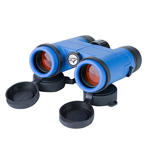 Agirlgle Kids Binoculars Set 8x30 with a Strap- Bird Watchin