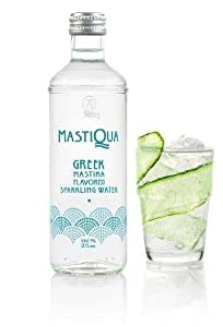 Mastiqua Greek Wellness Water, 4 Pack