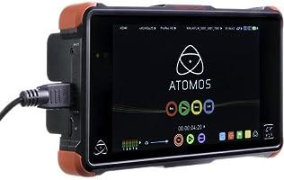 Atomos Ninja Flame 7 Pulgadas 4K HDMI Monitor Bundle con ...