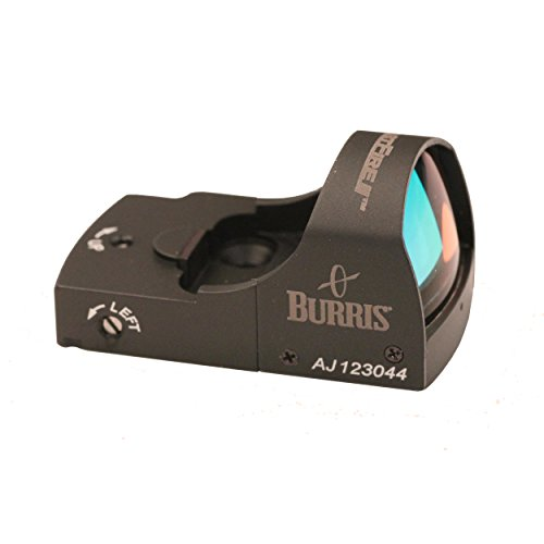 Burris Optics FastFire 2 300232, 300233 - FastFire II Red Dot Sights - Picatinny Mount, 4-MOA Dot Reticle