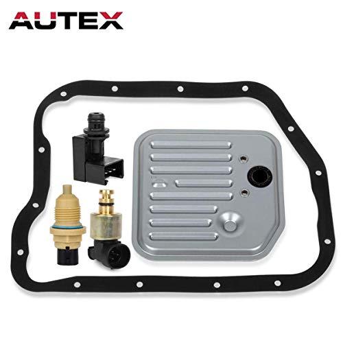 - AUTEX 2pc Governor Pressure Sensor + 1pc Single Gasket Filter Kit + 1pc Toss 24mm Output Speed sensor compatible with Dodge Dakota 1996-2003/Dodge Durango 1998-2003/Dodge Ram 1500 1996-1999 2003
