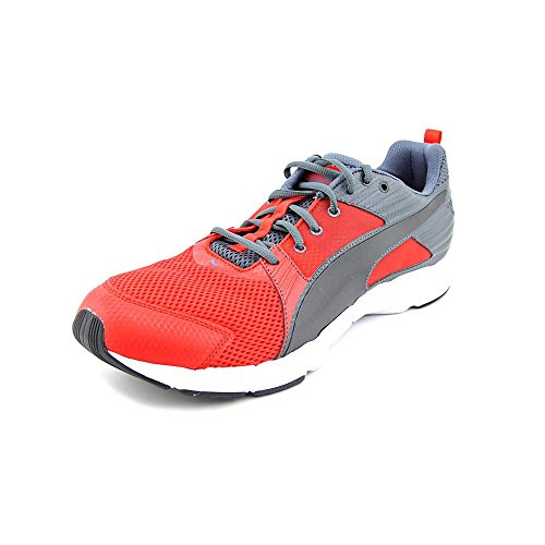 Puma Synthese Trainingsschuh High Risk Red/Turbulence/Black