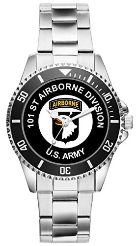 Gift for US Army Veteran Military Soldier 101st Airborne Division Watch 6500