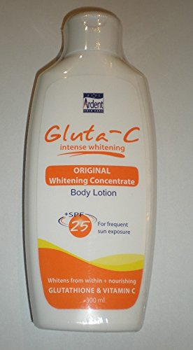 Gluta-C Intense Whitening Body Lotion SPF25 300ml