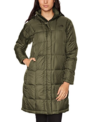 The North Face Women's Metropolis Parka, Forest Night Green, XS