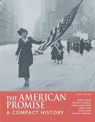 The American Promise: A Compact History, High School Binding