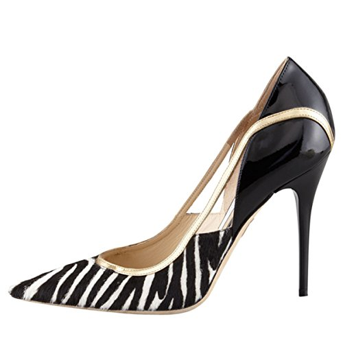 Zapatillas para FYM de Material Sintético mujer Schuhe bádminton negro de Hqg0v