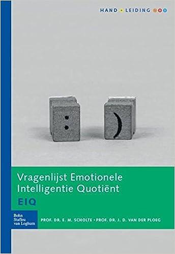 Vragenlijst emotionele intelligentie quotiënt EIQ ...