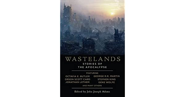 Wastelands stories of the apocalypse livros na amazon brasil wastelands stories of the apocalypse livros na amazon brasil 9781597801058 fandeluxe Gallery