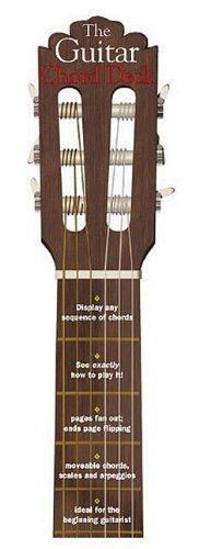 The Guitar Chord Deck (Guitar Decks) by Ed Lozano (1999-12-01)