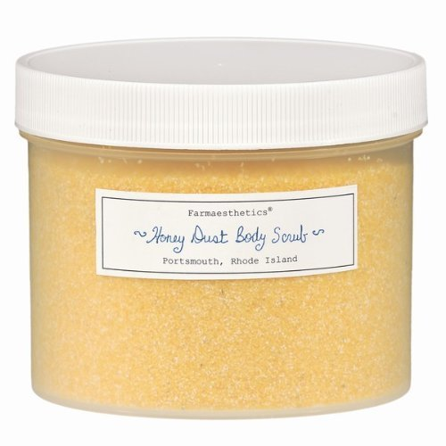 Farmaesthetics Honey Dust Body Scrub 32 oz