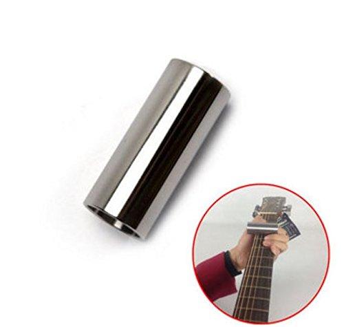 60mm x 40mm–Slide para guitarra grande acero chapado en cromo Cadena deslizador dedo Tubo por greenmarkets