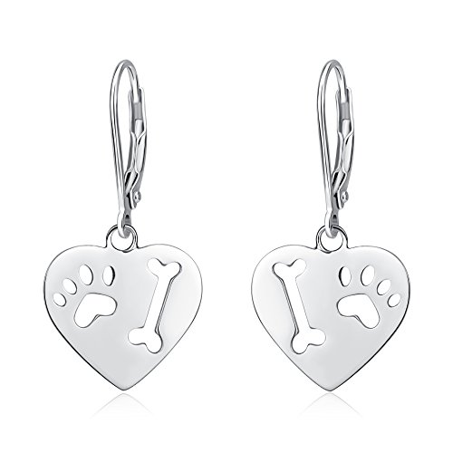Sterling Silver Simple Polished Earrings product image