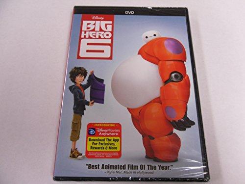 big 6 hero dvd - 2