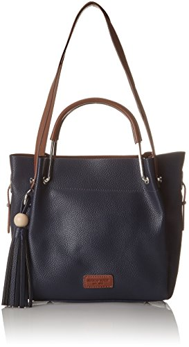 Marco Women's 61023 Tozzi Tozzi Shoulder Bag Navy Blue Marco Comb gAdqxwT