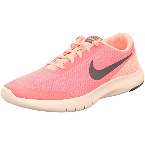 Nike Kids Flex Experience RN 7 (GS) Arctic Punch LT Carbon Sunset Size 4 by Nike (Image #1)