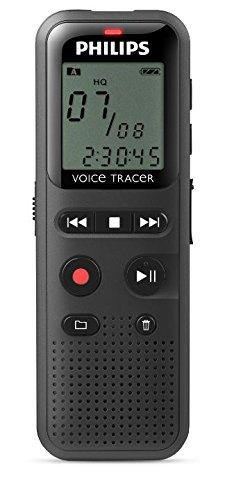 Philips Usa Audio (Philips Recorder - Black - DVT1150)
