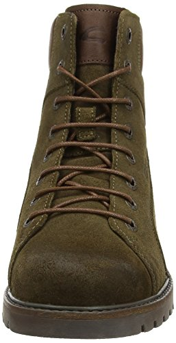 Tea camel Bison 75 Women's active Ankle Green Green Outback Boots n4CFnfSqx
