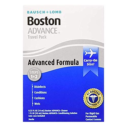 Bausch & Lomb Boston Advance Formula Travel Pack ( 3 pack)
