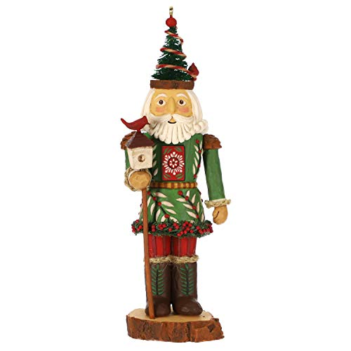 Hallmark Keepsake Christmas 2019 Year Dated Noble Nutcrackers Prince of The Forest Ornament (Hallmark Ornament First Christmas)