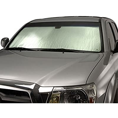AutoTech Zone Sunshade for 2010-2020 GMC Terrain, Custom-fit Windshield Sun Shade: Automotive