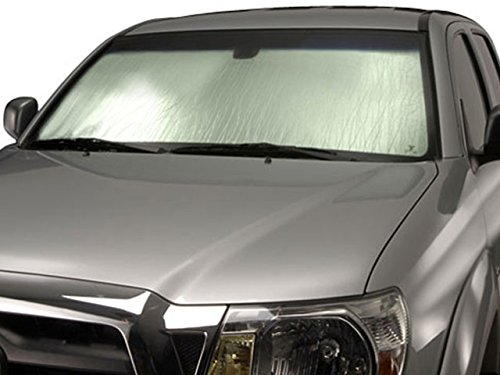 AutoTech Zone Sun Shade for 2015-2018 Honda Fit Hatchback Custom-fit Windshield Sun Shade