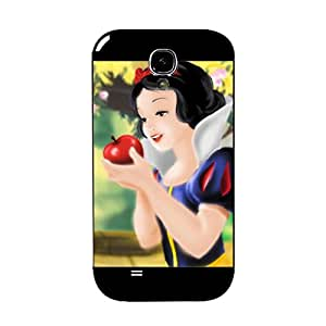 Disney Classic Cartoon Snow White Lovely Snow White Phone Case Snap on Samsung Galaxy S4 I9500 for Girl