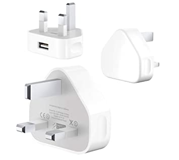 Gigabue - Cargador de Pared USB para iPhone, iPad, iPod ...