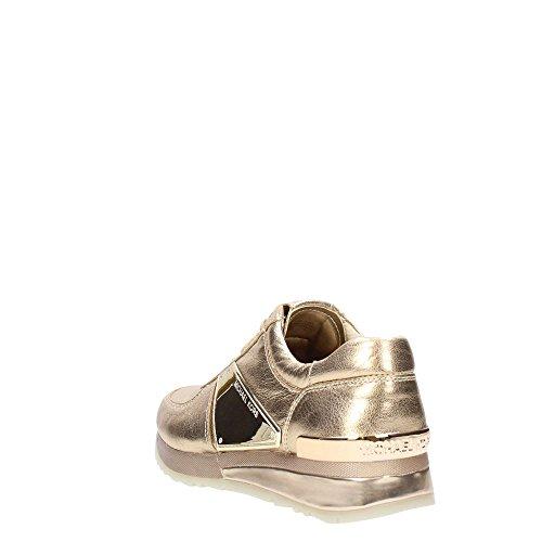 Michael Kors - Zapatillas para mujer dorado