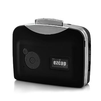 Generic MixTape - Cassette portátil a MP3 convertidor (Plug and Play, auriculares): Amazon.es: Electrónica