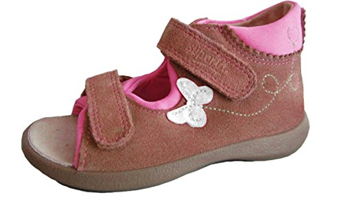 Pink Mädchen Lauflernschuh Sandale Weiß Superfit qRHnwfaT