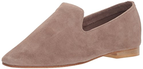Chinese Laundry Women's JoJo Loafer Flat, Taupe Suede