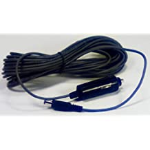 Celestron Compatible Car Battery Adapter Cable (25 ft) for All Nexstar Telescopes by ATOZstars