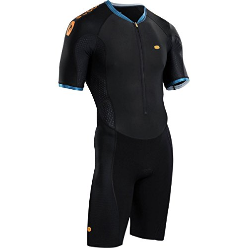 SUGOi RS Tri Speedsuit - Men's Baltic Blue, - Suits Speed Triathlon