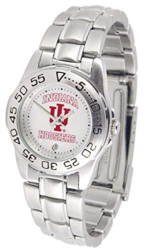 Indiana Hoosiers Sport Steel Women's Watch