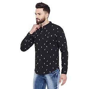 GRITSTONES Men's Regular Fit Shirt