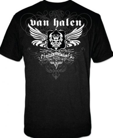 Van Halen Winged Devil T-Shirt