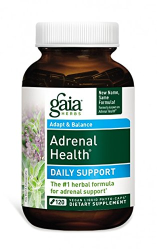 Gaia Herbs Adrenal Support Phyto Caps product image
