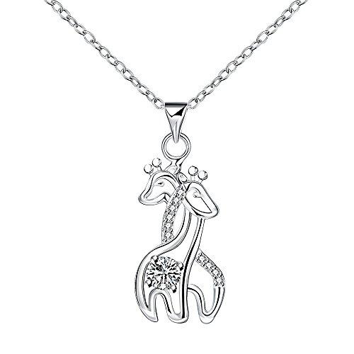 kalapure-crystal-two-cute-hugging-giraffes-deer-elk-plated-silver-necklace-for-valentines-day-gift