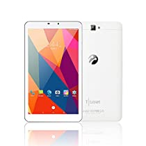 ECVILLA KMAX Android 5.1 Tablet 8 inch with 2/3G Phone Call Function,MTK (Quad-core) 1.0GHz Full HD1280×800 IPS Screen ,2G RAM/16G ROM, 2.0MP/5.0MP Dual Camera,Bluetooth 4.0, GPS,WiFi ,FCC Certified