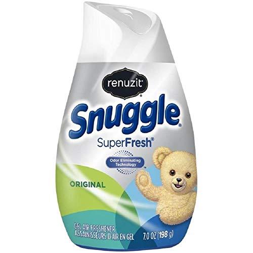 (Renuzit Air Freshener Super Odor Killer, Original Scent, Adjustable (Pack of 3))