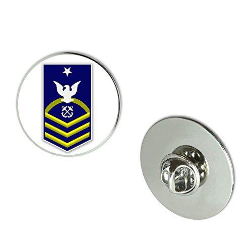 NYC Jewelers USCG US Coast Guard Senior Chief Petty Officer E Metal 0.75