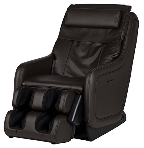 0 Zero-Gravity Premium Massage Chair with 3D Massage, Espresso Color Option ()