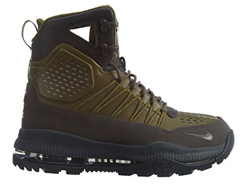 Nike Zoom Superdome Mens Boots Baroque Brown Olive Flak Green (9.5)