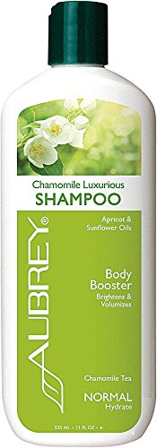 Aubrey Organics Luxurious Shampoo Camomile -- 11 fl oz