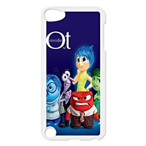 Ipod Touch 5 Phone Case for Classic cartoon Inside Out theme pattern design GCCTISO912606