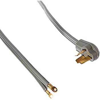 Amazon.com: Certified Appliance Accessories 3-Wire Closed-Eyelet 50 ...